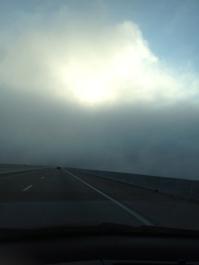 Foggy foggy morning