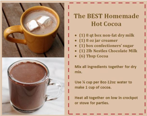 Best Hot Cocoa